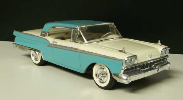 1959 Ford Galaxie 500 37k