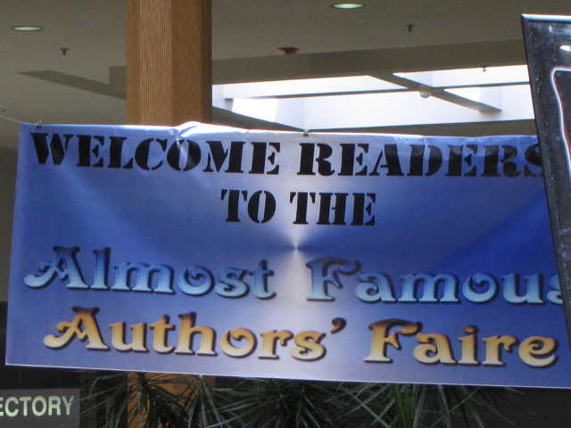 Almost Famous Authors' Faire