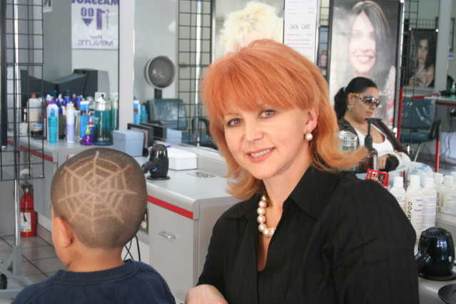 Kids Haircuts $12 And Cool Hair Tatoo $6 And Up