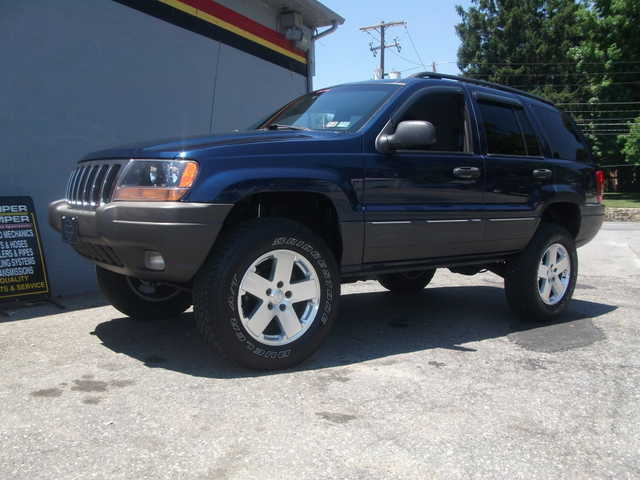 2000 Lifted Jeep Grand Cherokee Jeep Grand Cherokee Suv 6 000