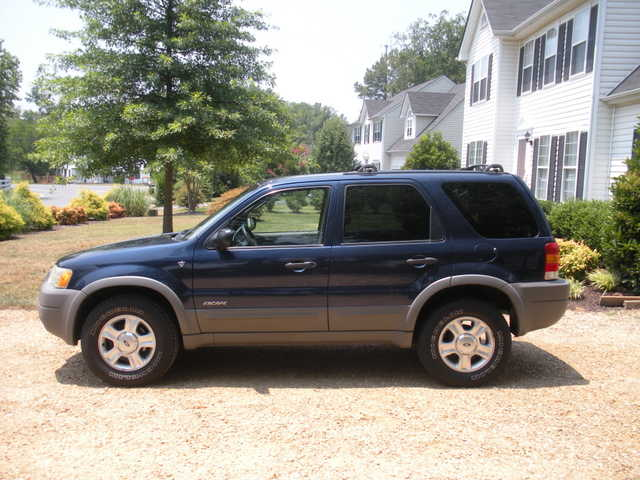 2002 Xlt Ford Escape For Sale