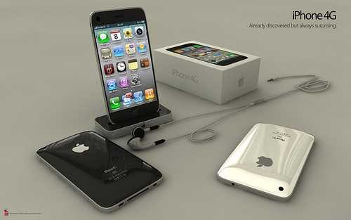New Apple Iphone 4g 32gb..$ 400 Usd