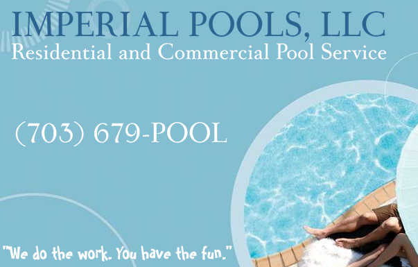 Swimming Pool Service, Repairs, Inspections, Weekly Visits