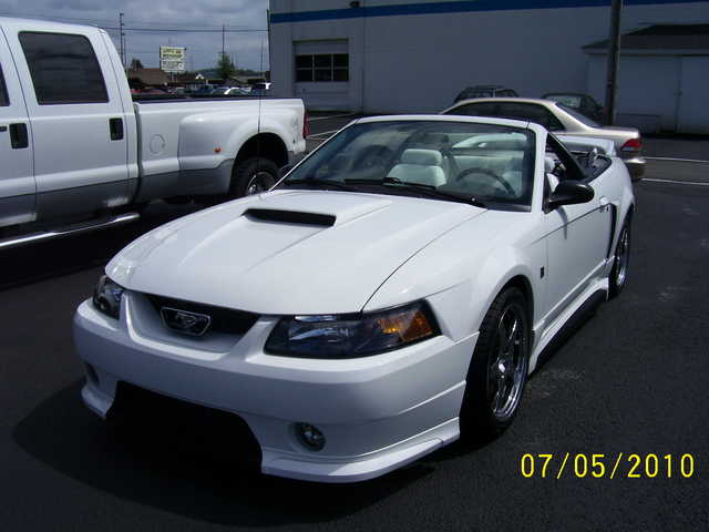 2003 Ford Mustang Roush Stage 2