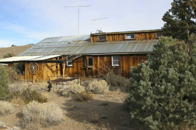 20 Acre Ranch House Selling For $109,000