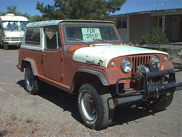 classic 1966 jeepster commando jeep jeepster suv 2 500. Cars Review. Best American Auto & Cars Review