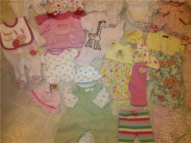 Baby Girl Name Brand Clothes 0 3 Months Used Baby Girl Copperas