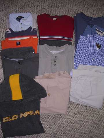 Boys Clothes, Size 10 - 12