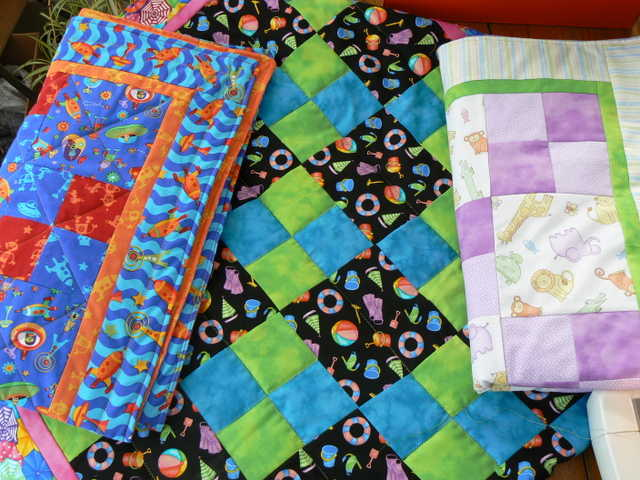 Sewers, Quilters, & Donations Needed For Quilts For Kids