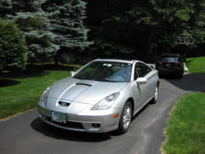 Mint Condition 2001 Celica