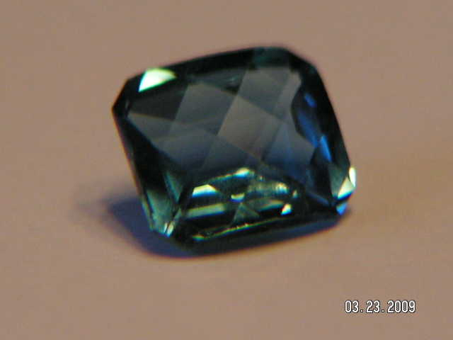 Beautiful London Blue Topaz