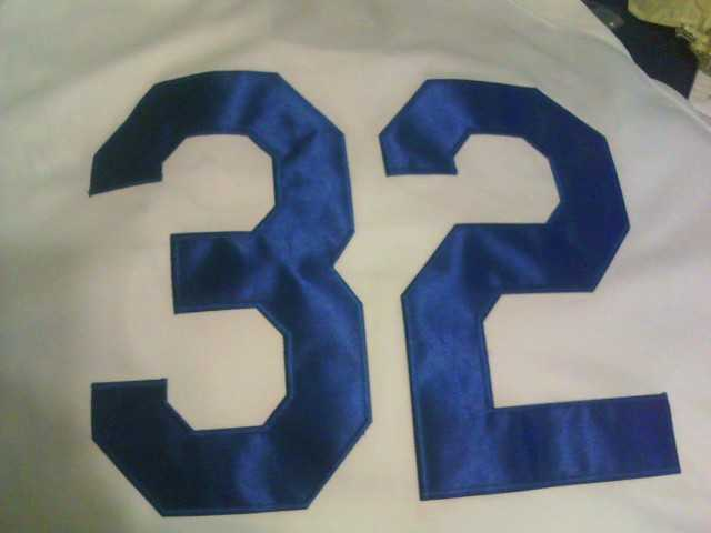 Authentic Sandy Koufax Jersey