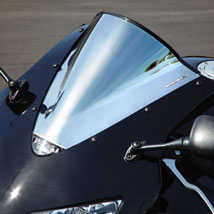 ★★ Vflow Chrome Windscreen Cbr954 Rr 600 F4i * Brand New★