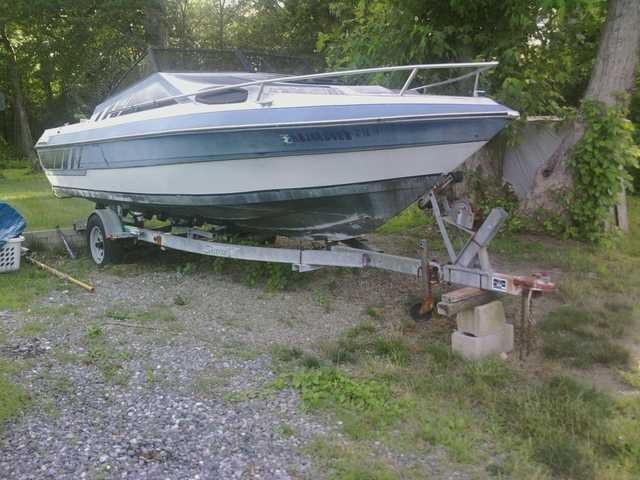 1988 Glasstream Cutty Boat Parts For Sale