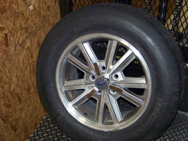 Four Tires And Rims For Sale From V6 Ford Mustang $550 O. B. O.