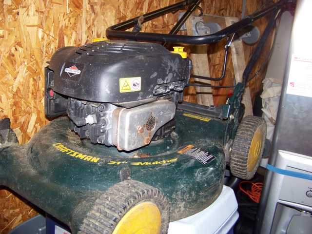 Lawn Mower, Weed Wacker And Blower For Sale $100 O. B. O.