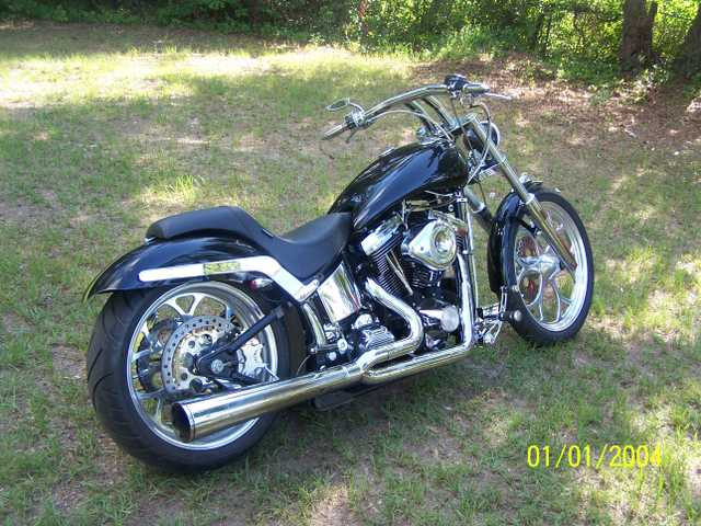 2000 Harely Davidson