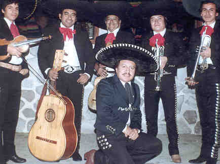 Mariachi Band Mexican Music