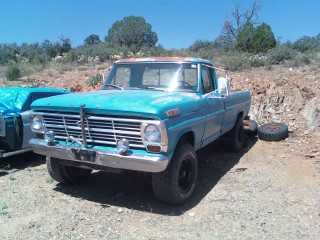 1969 Ford F 250 4x4