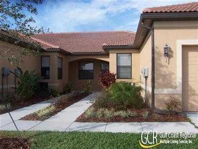 Reduced! Villa In Retirement Community Of Apollo Beach!