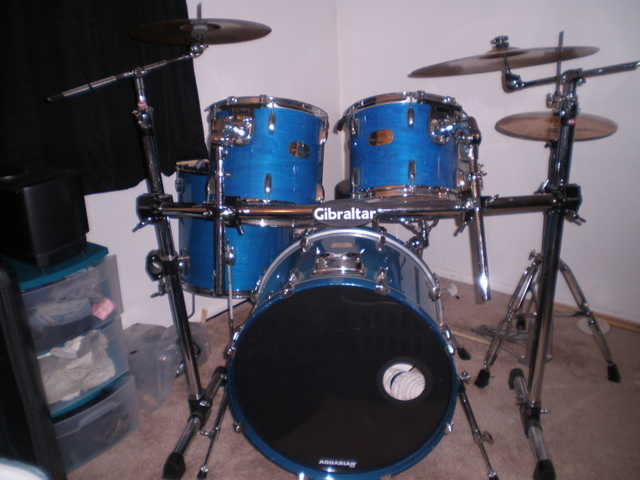 Nice Drumset (Pearl Export Select) 5 Piece