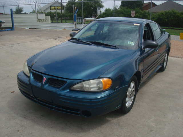2002 Pontiac Grand Am - Se