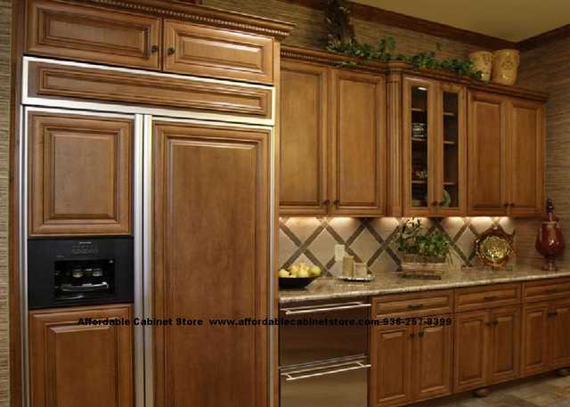 All wood kitchen cabinets made in usa houston and for Kitchen cabinets usa