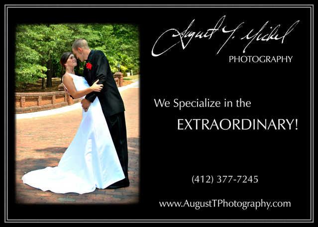 August T. Photography - We Specialize In The Extraordinary!