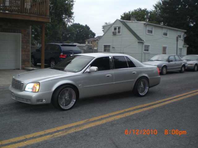 2001 Cadillac Deville For Trade For Bike Or Truck Only Trades