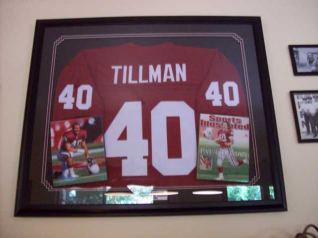 Pat Tillman, Athlete, Soldier And Patriot