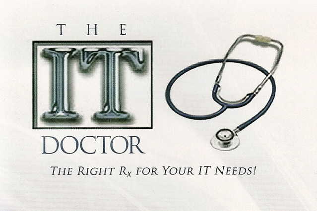 The It Doctor - The Answer To Your Computer Needs!