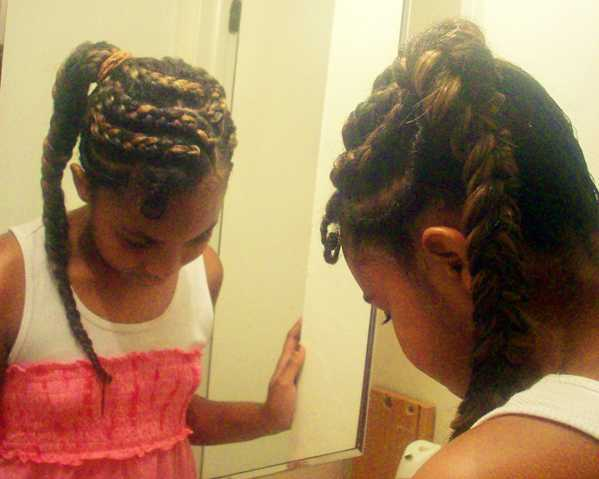 Summer Hair Braids *