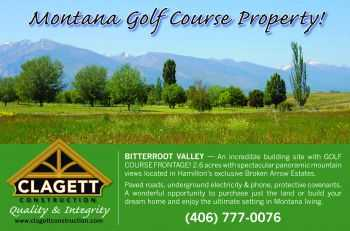 Golf Course Property - 2.6 Acres