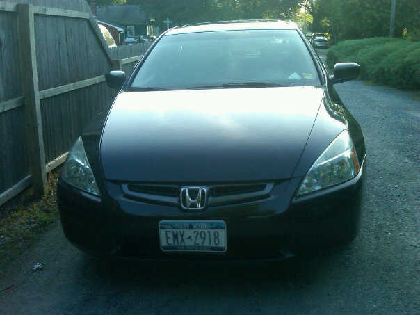 05 Honda Accord Only 60,000 Miles $10,500.00