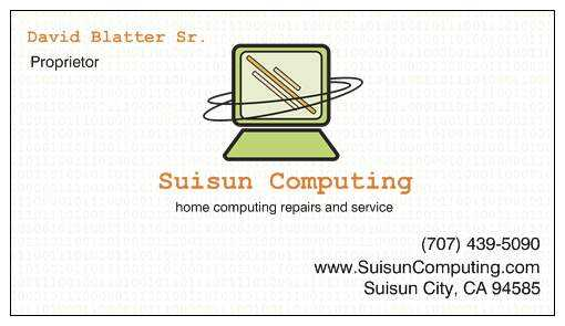 Home & Small Business Computer Repair