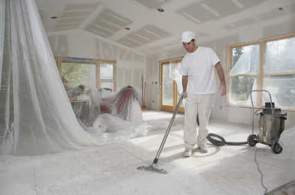 Post Construction Clean Up & Janitorial