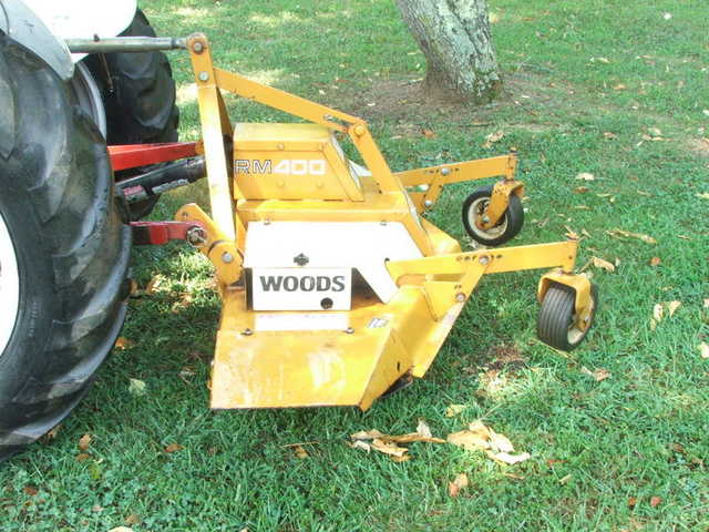 Woods Rm 400 Finishing Mower - Used Woods Rm 400 $700 (Kings