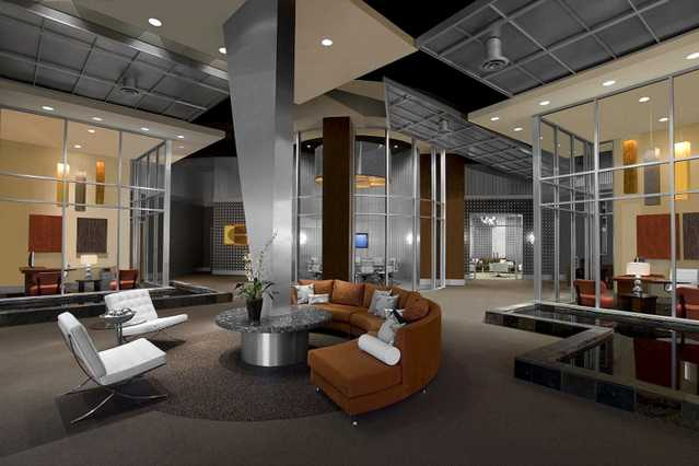 gallery for luxury office suites