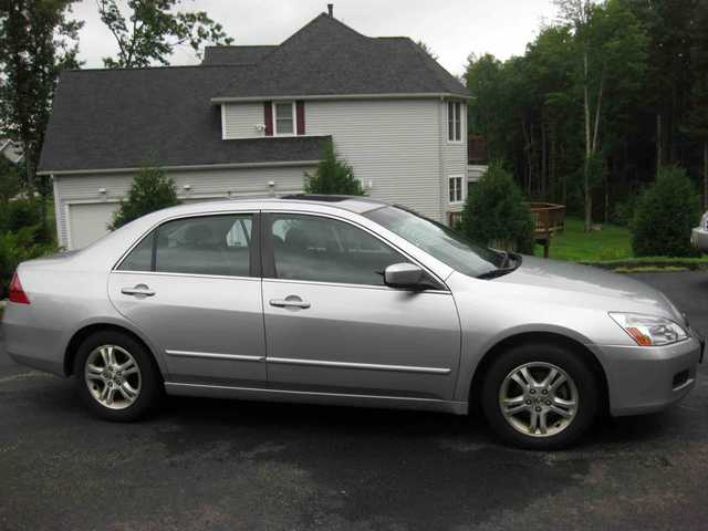 2006 Honda Accord Ex - 60,000 Miles Only