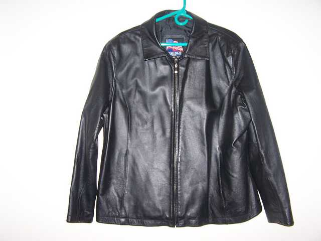 Leather Jacket Made By Usa Leather