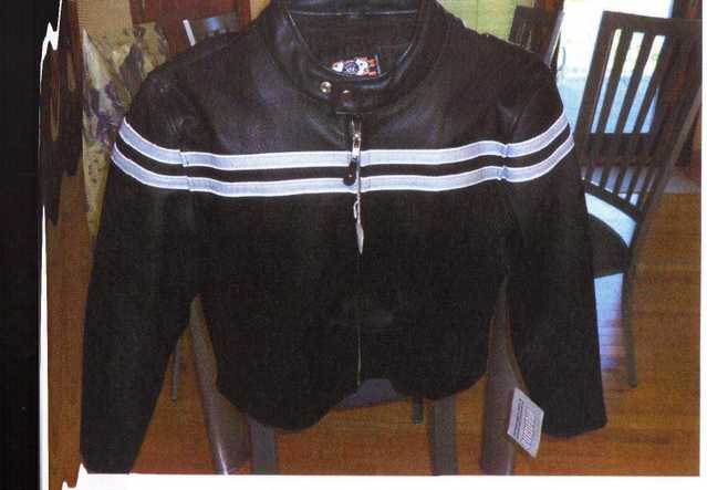 New Leather Jacket * Montana Mob *