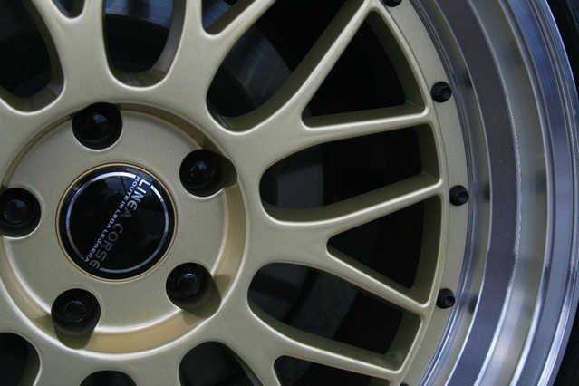 Fs: Feeler 19 Linea Corse Wheels 350z / G35!