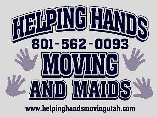 Helpng Hands Moving And Maids