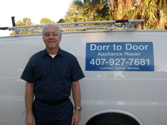 Dorr To Door Appliance Service And Repair