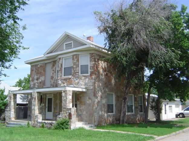 Brick 4br / 2ba Single Family In Oklahoma City, Ok