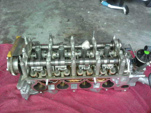 Accord K24 Head