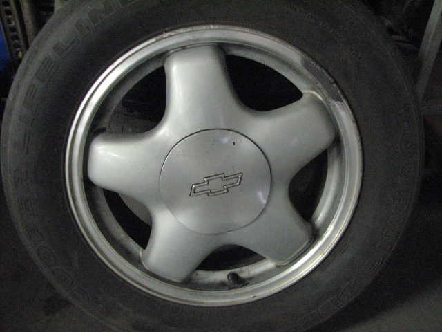 16 Stock Chevy Monte Carlo Rims