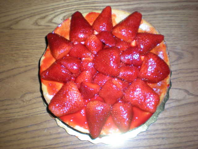 Exotically Delicious Gourmet Cheesecake