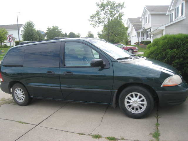 99 Ford Windstar