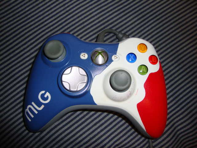 Custom Painted Xbox 360 / Ps3 Controllers
